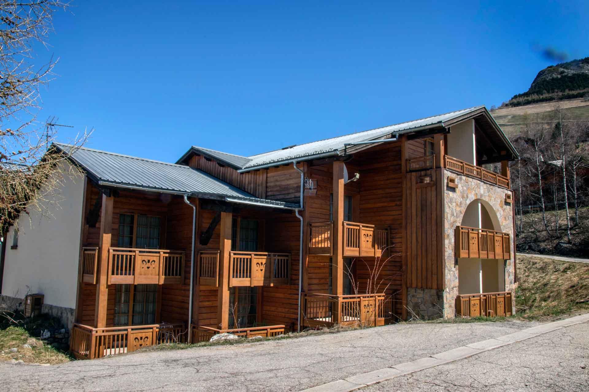 MoreStyleChalet - Les 2 Alpes - Esterno Chalet