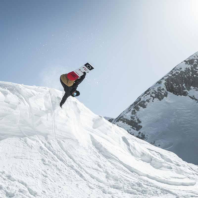 MoreStyle Chalet - Les Deux Alpes - Snowboard 1