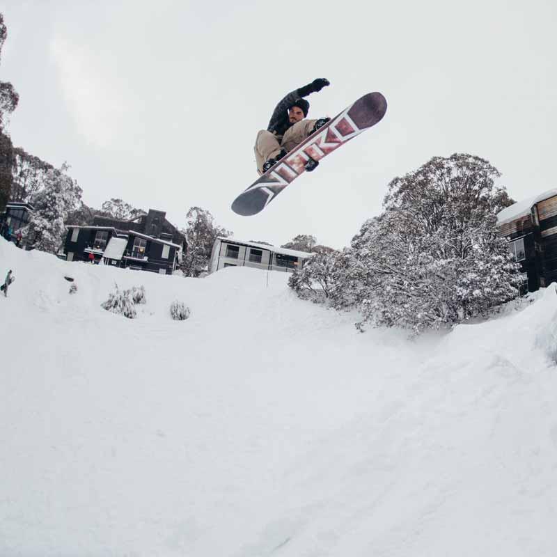 MoreStyle Chalet - Les Deux Alpes - Snowboard 2