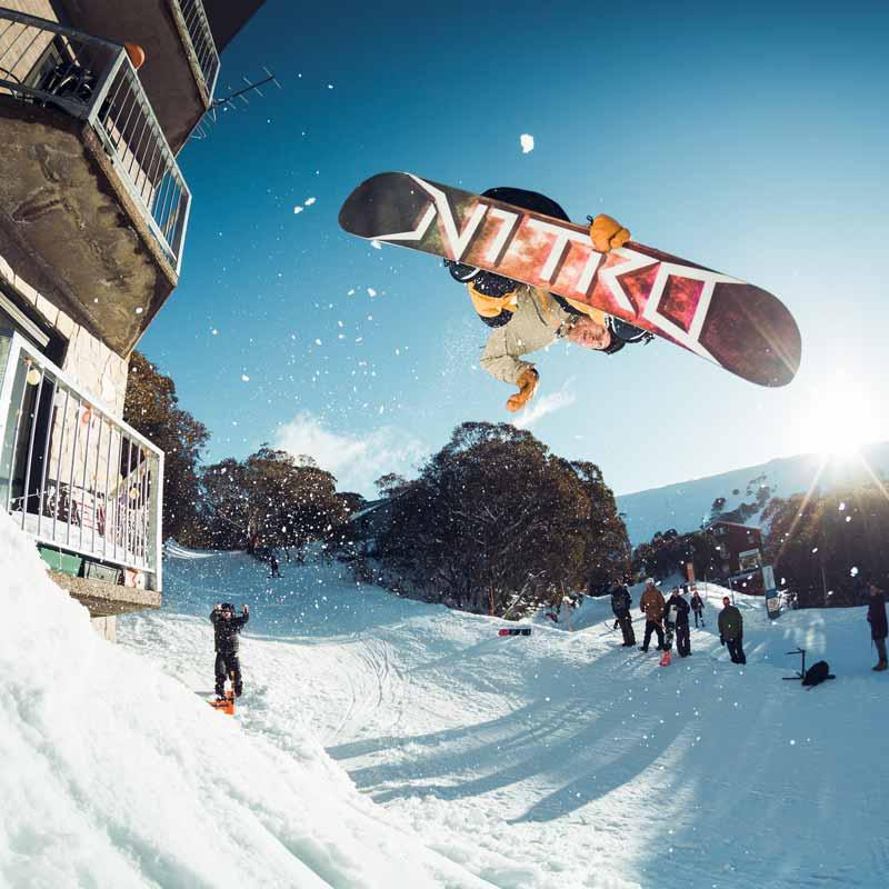 MoreStyle Chalet - Les Deux Alpes - Snowboard 3