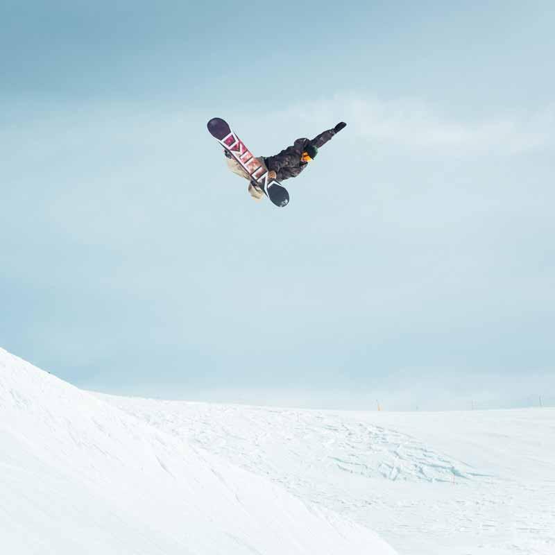 MoreStyle Chalet - Les Deux Alpes - Snowboard 4