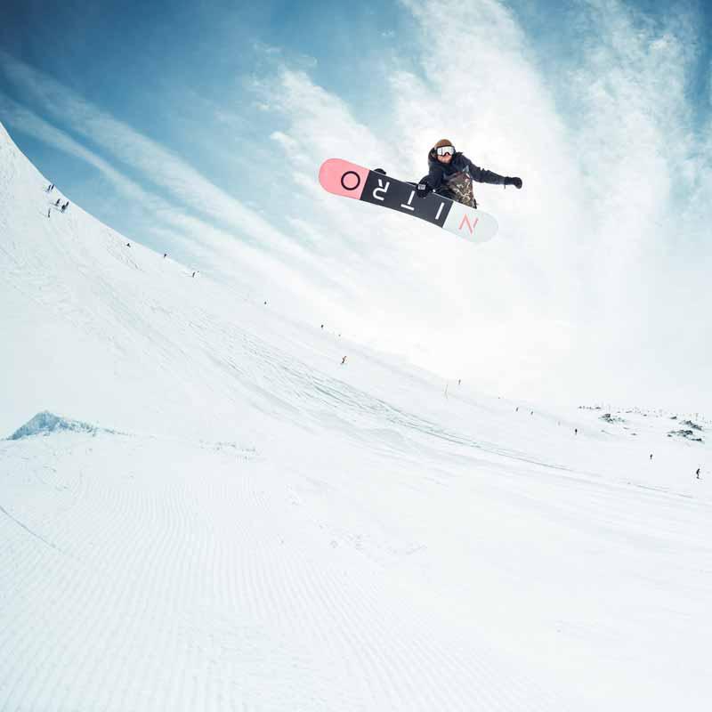 MoreStyle Chalet - Les Deux Alpes - Snowboard 5