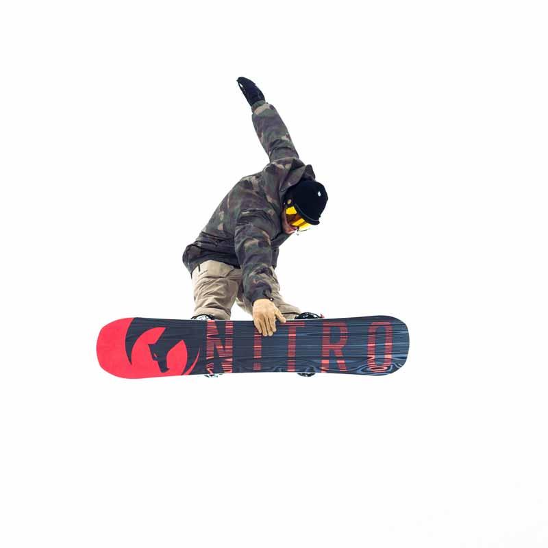 MoreStyle Chalet - Les Deux Alpes - Snowboard 7