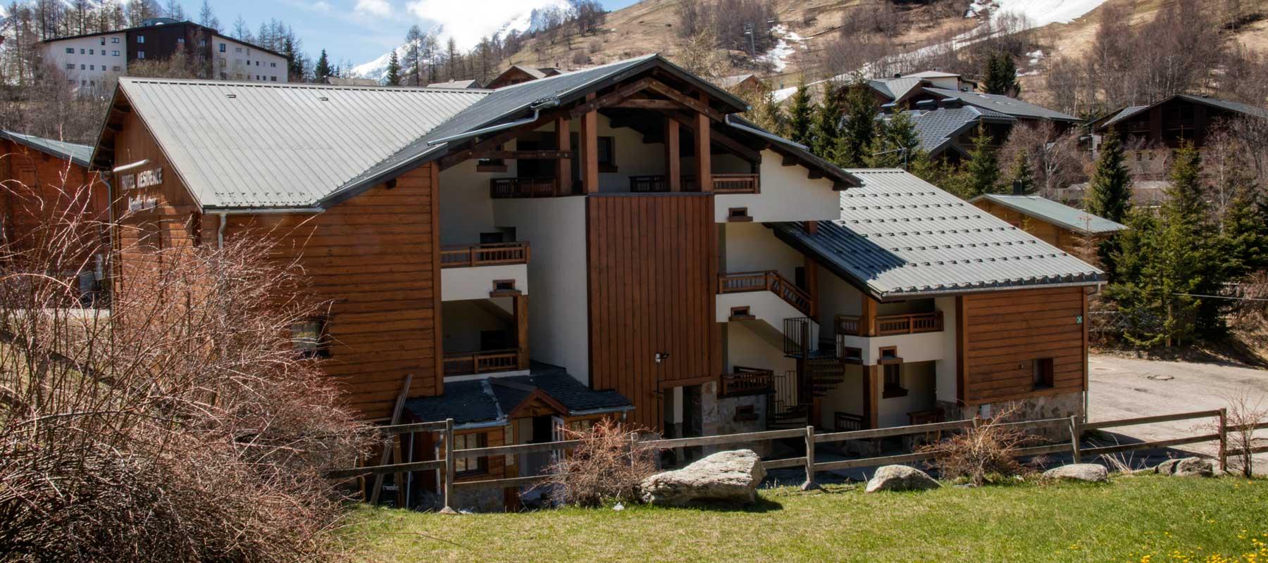 MoreStyleChalet - Les 2 Alpes - La struttura